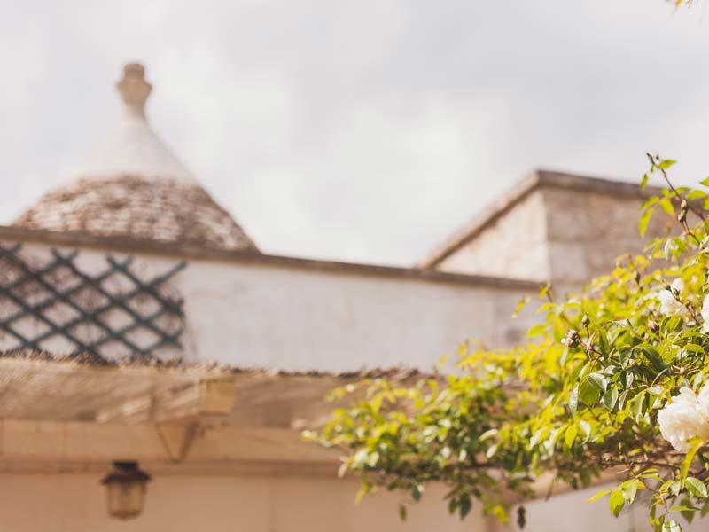 Trullo Casa Rosa