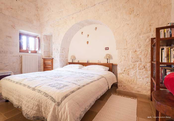 Camera Room Trullo