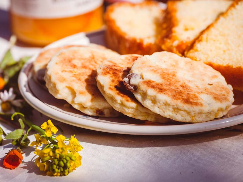 New Tradition at Trullo Casa Rosa: Apulian Welsh cakes